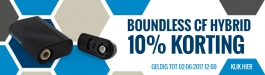 10% Korting Boundless CF Hybrid