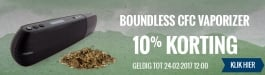10% Korting Boundless CFC